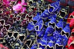 Chaussures turques traditionnelles photo libre de droits