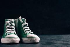 Chaussures urbaines Images libres de droits