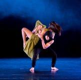 Chauvinisme masculin 4-Act 2 : Pays des merveilles relation-moderne de danse de triangle photo stock