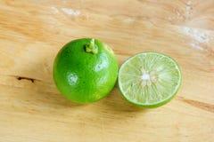 Chaux de citron Images stock