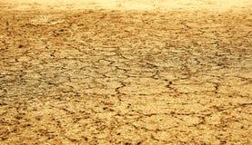 Chaval de la sequía Imagen de archivo