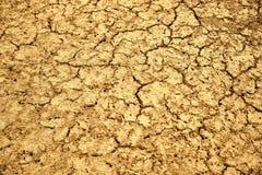 Chaval de la sequía Foto de archivo