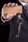 A chave Fotografia de Stock