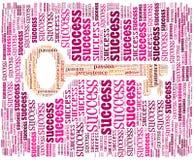 Chave ao sucesso Fotografia de Stock Royalty Free