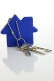 Chave da casa de sonhos Imagem de Stock Royalty Free