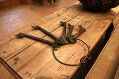 Chave da decoração Imagem de Stock