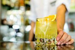 Chave de fenda, cocktail alcoólico forte imagens de stock royalty free
