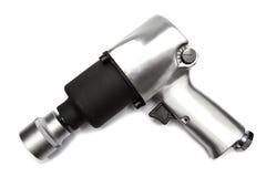 Chave de impacto do ar Foto de Stock Royalty Free