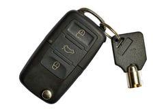 Chave do carro Imagens de Stock