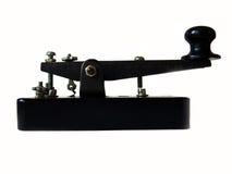 Chave telegráfica Imagens de Stock