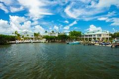Chaves cênicos de Florida imagem de stock royalty free