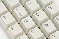 Chaves de computador Imagem de Stock