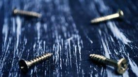 Chaves de fenda para reparar o encontro na tabela Trabalhos domésticos do ` s dos homens reparo Fotografia de Stock Royalty Free