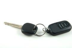 Chaves do carro Imagem de Stock