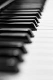 Chaves do piano Imagem de Stock Royalty Free