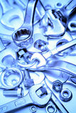 Chaves inglesas Foto de Stock