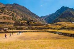 Chavin de Huantar Fotografie Stock