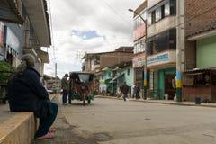 Chavin de Huantar tenon head Stock Images