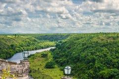 Chavon河谷, 库存图片