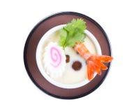 Chawamushi -日本烹调 免版税库存图片