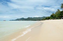 Chaweng beach Stock Images