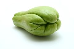 Chayote Royalty-vrije Stock Foto