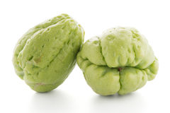 Chayote Royalty Free Stock Image