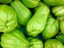 Chayote Stock Photography