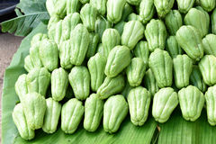 Chayote. Royalty Free Stock Image