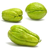 Chayote fruits Royalty Free Stock Photo