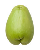 Chayote isolated Royalty Free Stock Photography