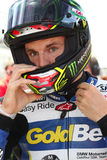 Chaz Davies #19 on BMW S1000 RR with BMW Motorrad GoldBet SBK Team Superbike WSBK Stock Images