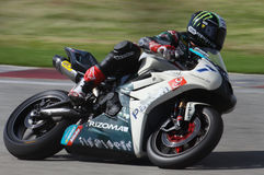 Chaz Davies Kyalami 2010 Photo stock