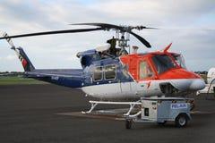 CHC-Klok 412 helikopter royalty-vrije stock foto's
