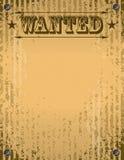 Chcieć plakat ilustracji