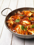 Chcken curry Stock Images