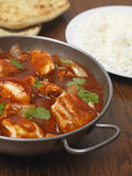 Chcken curry Royalty Free Stock Images