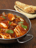 Chcken curry Stock Image