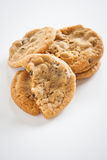 Chcolate Chip Cookies Immagini Stock