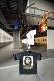 Che auf T-Shirt Stockfoto