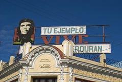 Che, Cienfuegos, Kuba obrazy stock