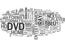 Che cosa fa il futuro abbia in deposito per la nuvola di Systemsword di home entertainment Immagine Stock