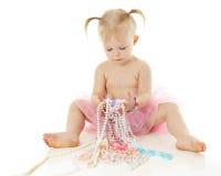Che cosa molte belle perle! Immagine Stock Libera da Diritti
