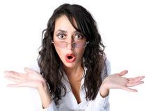 Che cosa posso fare? - servizio difettoso Immagini Stock