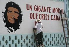 Che- förebild Fotografering för Bildbyråer