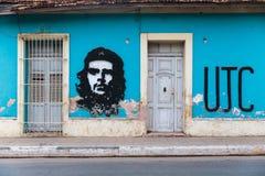 Che graffiti Guevara fotografia royalty free