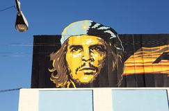 Che Guevara Royalty Free Stock Photo