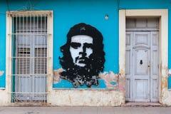 Che Guevara graffiti Royalty Free Stock Images