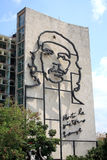 Che Guevara in Havana, Cuba Royalty Free Stock Image