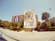 Che Guevara, Havana Cuba Royalty Free Stock Photo